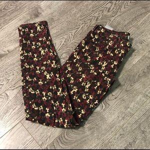 *2 for 15* Talula Floral Skinny Jeans